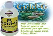 Cara Konsumsi Jelly Gamat Gold G